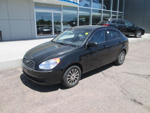 2009 hyundai accent gl pembroke ontario used car for. Black Bedroom Furniture Sets. Home Design Ideas