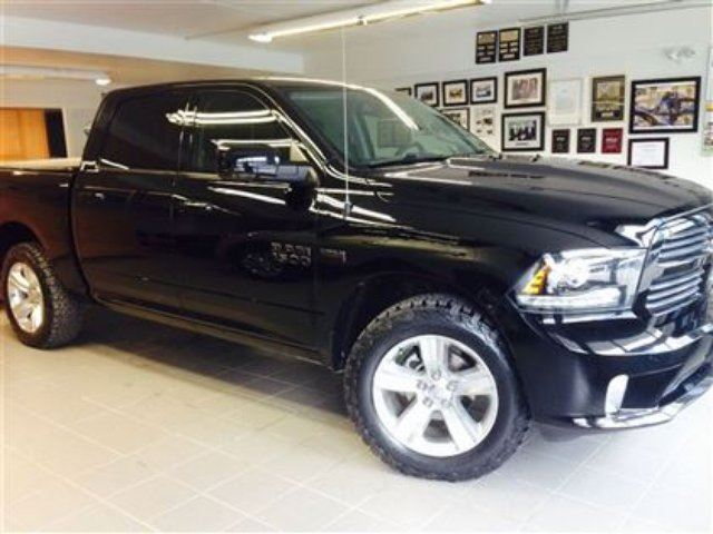 2013 dodge ram 1500 sport 1 owner local trade winnipeg manitoba. Cars Review. Best American Auto & Cars Review