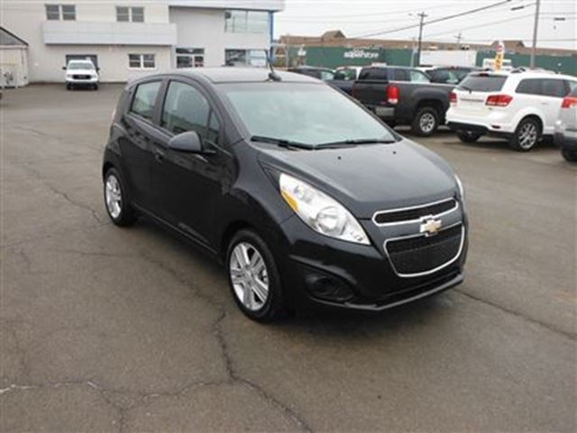 2014 chevrolet spark 1lt new glasgow nova scotia used. Black Bedroom Furniture Sets. Home Design Ideas