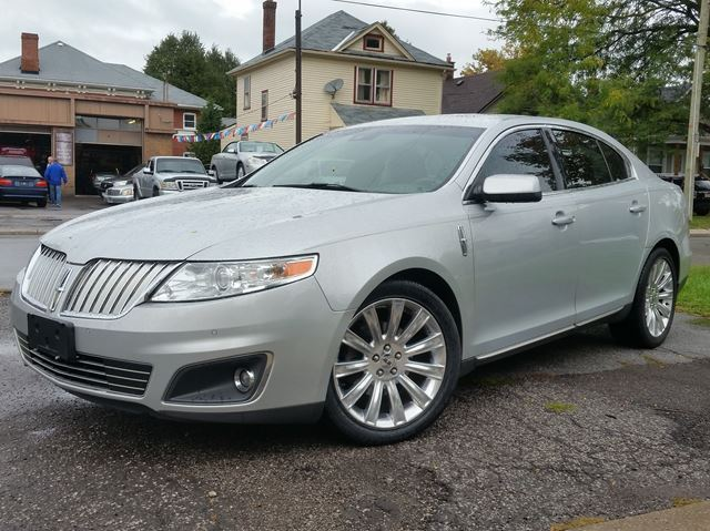 2009 lincoln mks s awd silver courtesy auto sales. Black Bedroom Furniture Sets. Home Design Ideas
