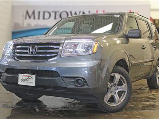 2013 honda pilot lx toronto ontario used car for sale 2160412. Black Bedroom Furniture Sets. Home Design Ideas