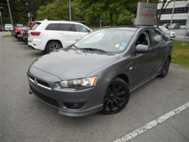 2009 mitsubishi lancer gts richmond british columbia. Black Bedroom Furniture Sets. Home Design Ideas
