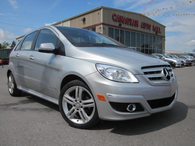 Used mercedes benz b class for sale gatineau qc for Used mercedes benz b class for sale