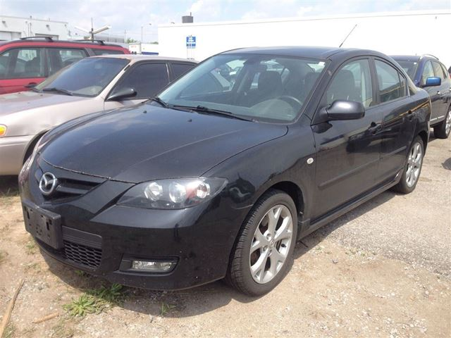 2007 Mazda Mazda3 Gt Scarborough Ontario Used Car For