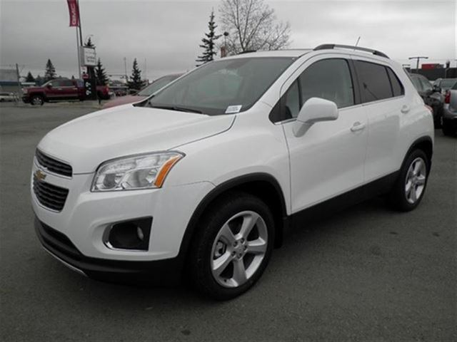 2015 chevrolet trax ltz calgary alberta used car for sale 2161108. Black Bedroom Furniture Sets. Home Design Ideas