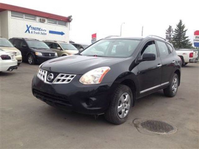 2012 nissan rogue s calgary alberta used car for sale. Black Bedroom Furniture Sets. Home Design Ideas