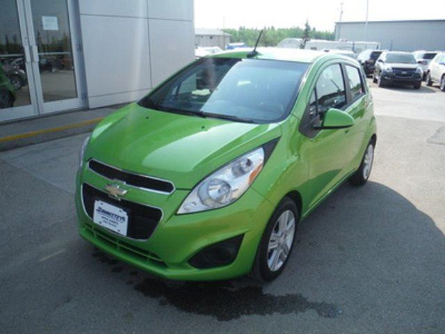 2014 chevrolet spark 1lt edson alberta car for sale. Black Bedroom Furniture Sets. Home Design Ideas