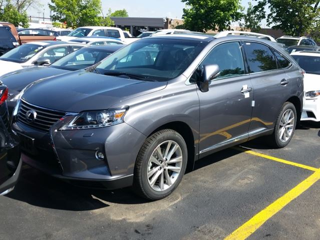 2015 lexus rx 350 mississauga ontario new car for sale 2164692. Black Bedroom Furniture Sets. Home Design Ideas