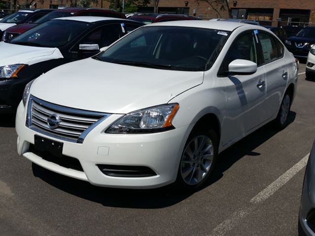 2015 Nissan Sentra Sv Mississauga Ontario New Car For