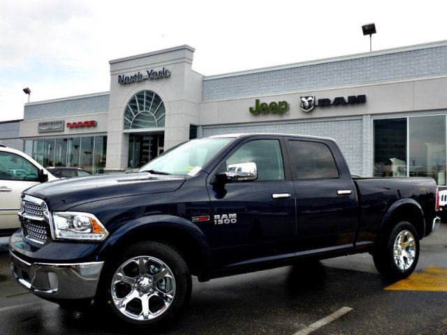 2015 dodge ram 1500 laramie new crew cab 4x4 diesel leather nav 20 alloys 8 4 screen bluetooth. Black Bedroom Furniture Sets. Home Design Ideas