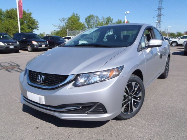 2015 honda civic ex whitby ontario new car for sale for 2015 honda civic gas mileage