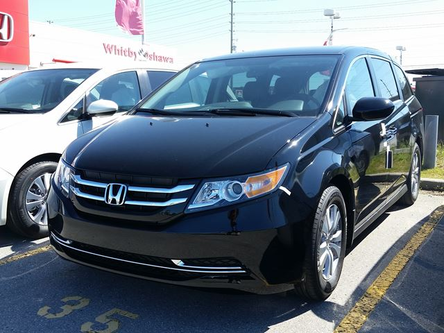 2015 honda odyssey ex whitby ontario new car for sale 2166009. Black Bedroom Furniture Sets. Home Design Ideas
