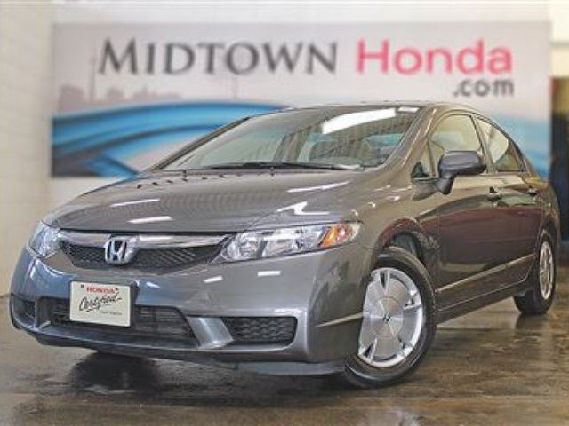 2011 Honda Civic Dx G Alloy Wheels Toronto Ontario