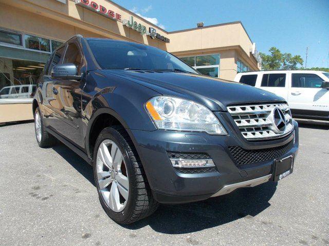 2011 mercedes benz m class base ml350 bluetec 4dr all for 2011 mercedes benz ml350 bluetec 4matic