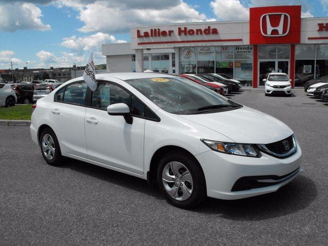 2014 Honda Civic Lx Gatineau Quebec Used Car For Sale 2166553