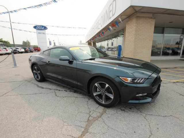 2015 ford mustang v6 coupe auto best price in canada winnipeg manitoba used car for sale. Black Bedroom Furniture Sets. Home Design Ideas