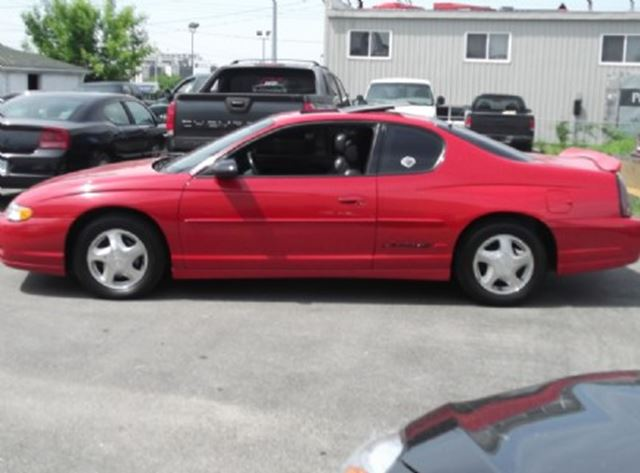 2003 monte carlo ss limited edition pace car for sale. Black Bedroom Furniture Sets. Home Design Ideas