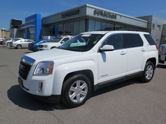 2015 gmc terrain sle 2 ottawa ontario used car for sale 2168114. Black Bedroom Furniture Sets. Home Design Ideas