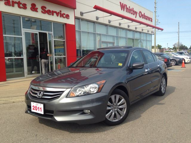 2011 Honda Accord Ex L Whitby Oshawa Honda Wheels Ca