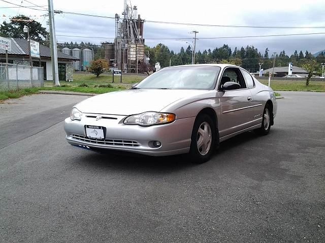 2001 chevrolet monte carlo ss koksilah british columbia. Black Bedroom Furniture Sets. Home Design Ideas