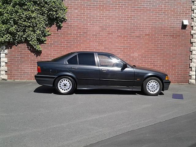 1991 bmw 3 series 325 i koksilah british columbia car for sale 2169764. Black Bedroom Furniture Sets. Home Design Ideas