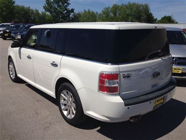 2009 ford flex sel automatic burlington ontario used. Black Bedroom Furniture Sets. Home Design Ideas