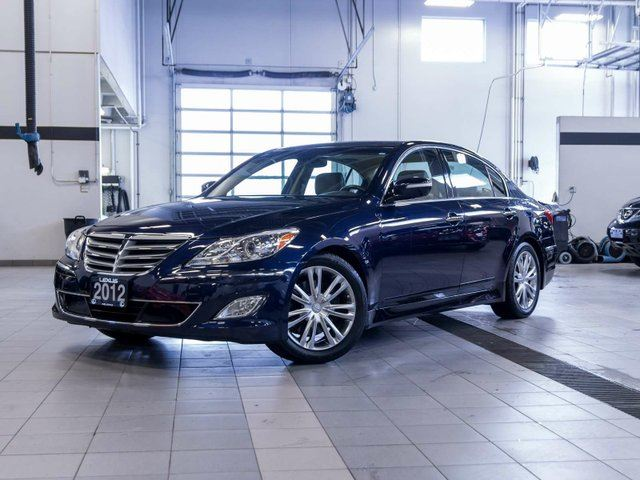 2012 hyundai genesis technology blue lexus of kelowna. Black Bedroom Furniture Sets. Home Design Ideas