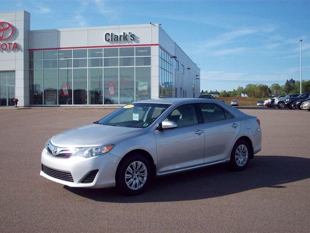 2012 toyota camry le a6 summerside prince edward island used car for sale 2169824. Black Bedroom Furniture Sets. Home Design Ideas
