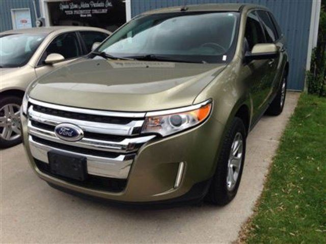 2012 ford edge sel belmont ontario used car for sale 2172608. Black Bedroom Furniture Sets. Home Design Ideas