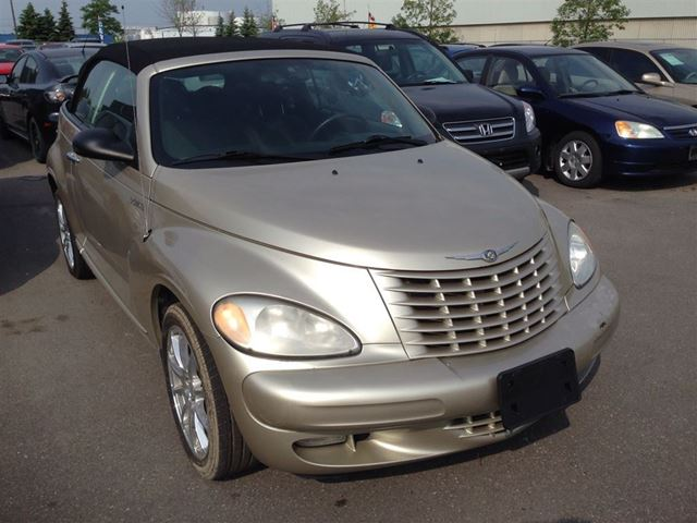 2005 chrysler pt cruiser touring brampton ontario used. Black Bedroom Furniture Sets. Home Design Ideas