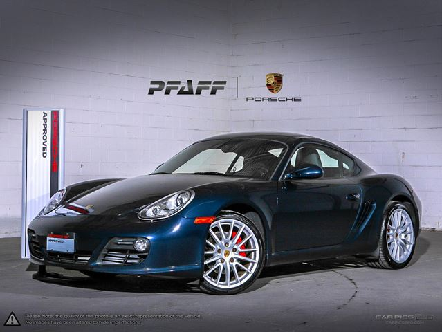 2011 porsche cayman s pdk woodbridge ontario used car for sale 2172442. Black Bedroom Furniture Sets. Home Design Ideas