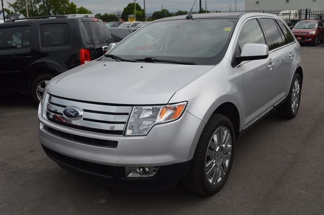 2010 ford edge limited ottawa ontario used car for sale. Black Bedroom Furniture Sets. Home Design Ideas