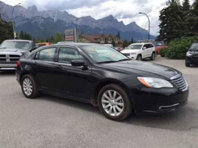 2013 CHRYSLER 200 Touring. CLEAROUT!!! in Canmore, Alberta