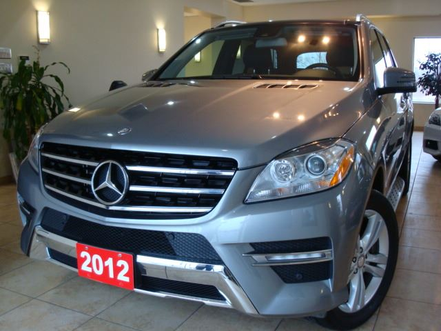 2012 mercedes benz m class ml350 bluetec sport for 2012 mercedes benz m class ml350