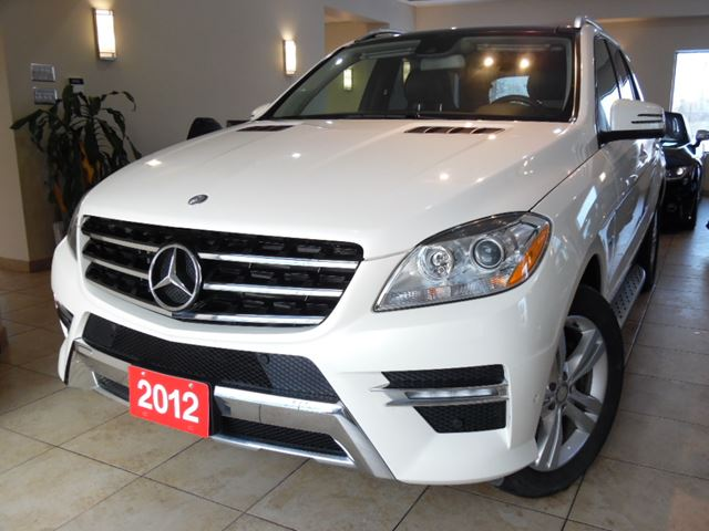2012 mercedes benz m class ml350 bluetec sport pkg for 2012 mercedes benz m class ml350