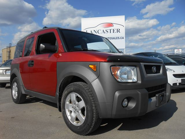 2003 honda element w y pkg orange lancaster auto sales. Black Bedroom Furniture Sets. Home Design Ideas