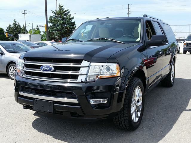 2015 ford expedition limited scarborough ontario used car for sale 2177309. Black Bedroom Furniture Sets. Home Design Ideas