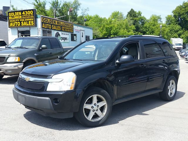 2006 chevrolet equinox lt black golden millennium auto. Black Bedroom Furniture Sets. Home Design Ideas