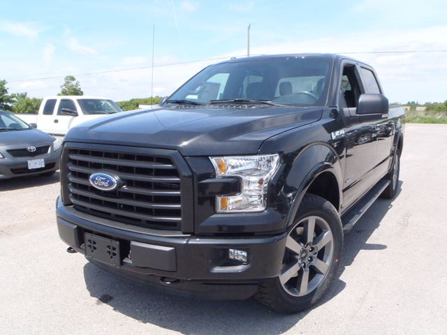 2015 ford f 150 xlt port perry ontario new car for sale 2177480. Black Bedroom Furniture Sets. Home Design Ideas