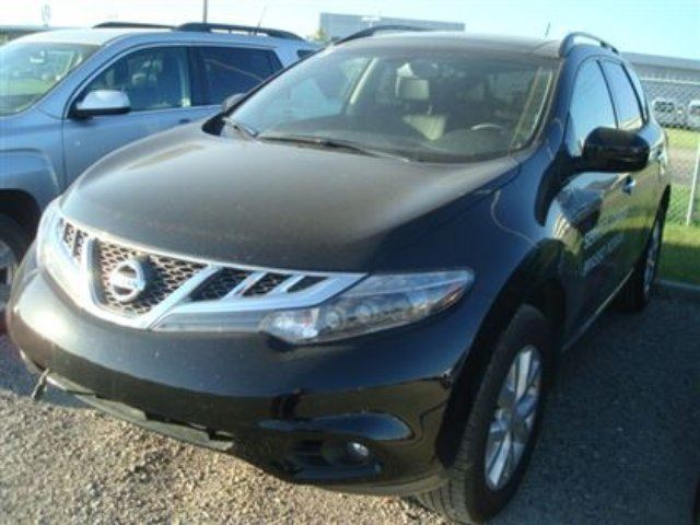 2014 nissan murano sl awd calgary alberta used car for. Black Bedroom Furniture Sets. Home Design Ideas