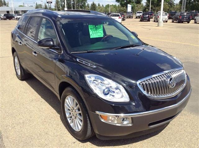 2011 buick enclave cxl in wetaskiwin alberta. Black Bedroom Furniture Sets. Home Design Ideas