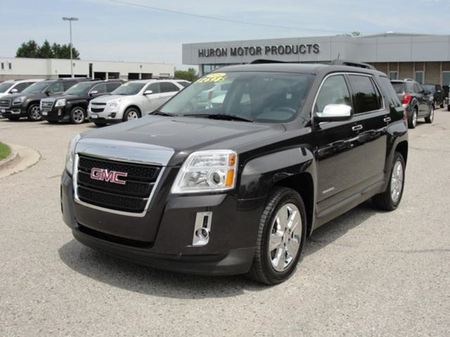 2014 gmc terrain sle 2 exeter ontario used car for sale 2178755. Black Bedroom Furniture Sets. Home Design Ideas
