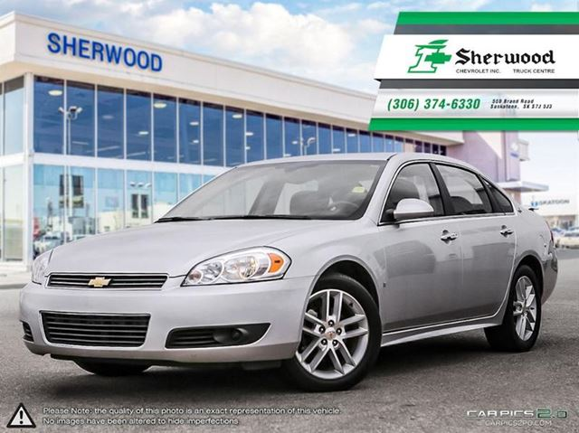 2009 chevrolet impala ltz saskatoon saskatchewan used. Black Bedroom Furniture Sets. Home Design Ideas