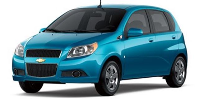 2009 Chevrolet Aveo Ls Ajax Ontario Used Car For Sale
