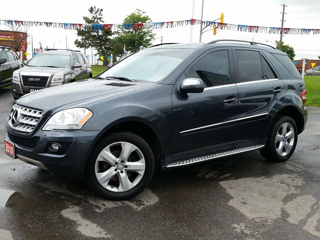 2010 mercedes benz m class ml350 dark grey br auto sales