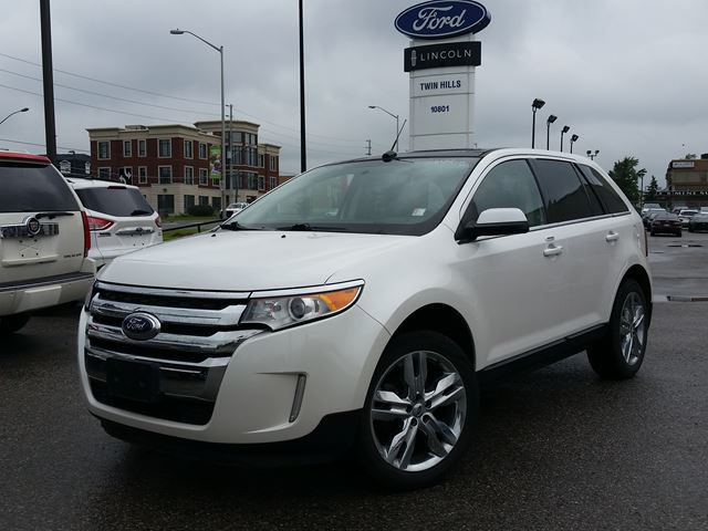 2011 ford edge limited richmond hill ontario used car for sale 2178221. Black Bedroom Furniture Sets. Home Design Ideas