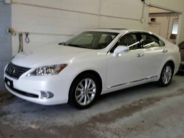 2011 lexus es 350 white check list auto sales. Black Bedroom Furniture Sets. Home Design Ideas