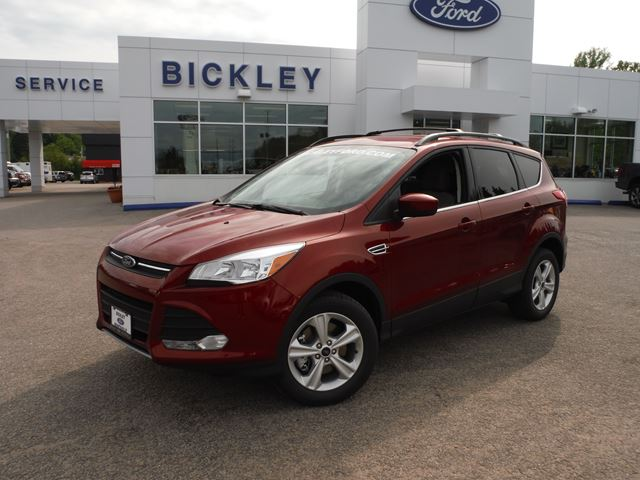 2015 ford escape se huntsville ontario used car for sale 2178999. Black Bedroom Furniture Sets. Home Design Ideas