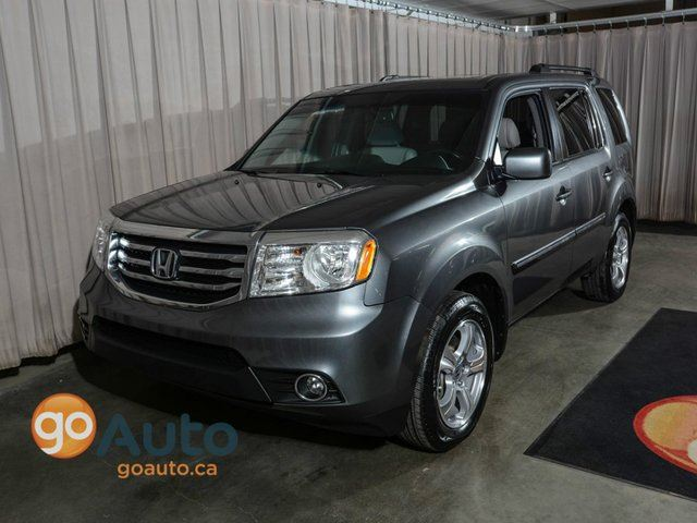 2013 honda pilot ex l 4dr 4x4 grey go honda. Black Bedroom Furniture Sets. Home Design Ideas