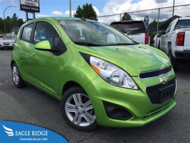 2014 chevrolet spark 1lt cvt dark green eagle ridge gm. Black Bedroom Furniture Sets. Home Design Ideas